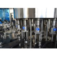 China 200 ml - 2000 ml Automatic Liquid Filler Machine , Bottle Filling Machines And Equipment wholesale