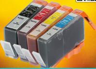 China samsung INK-K200 / INK-C200 / INK-M200 / INK-Y200 compatible samsung ink cartridges with chip wholesale