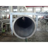 China USA required polished seamless titanium pipe with OD219xWT15 wholesale