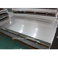 China AISI Cold Rolled 304 Stainless Steel Sheet Thickness 0.3 - 3.0MM Multiple Finish wholesale