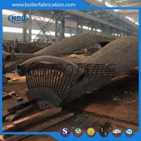 China Horizontal Cyclone Separators Carbon Steel Dust Collection Circulating Fluidized Bed Technology wholesale