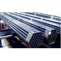 China ASTM A53  Welded ERW Steel Pipe St37-2, St52-3 , ERW Tubes ,WATER PIPE on sale