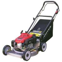 China 22 Inch Self - propelled garden lawn mover , portable petrol Lawn Mower wholesale