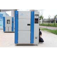 Three Zone High Low Temperature Thermal Shock Chamber Shock Simulate Test