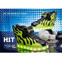 Buy cheap Christmas Childrens LED Shoes Sports Running Shoes EU 25-46 Size from wholesalers