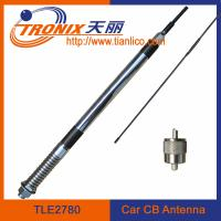 China marine car antenna/ heavy duty spring cb car antenna/ marine cb antenna TLE2780 wholesale