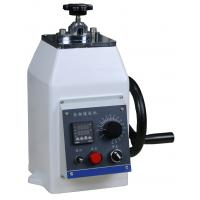 Buy cheap 500W Metallographic Equipment / Hot Metallographic Sample Mounting Press from wholesalers