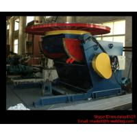 China Standard 2 Ton Revolving Welding Rotary Table Metallurgical Type With 1.2m Worktable wholesale