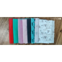 Buy cheap colorful nonwoven fabric for face mask pink/green/red/BLACK/GREY from wholesalers