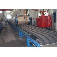 China Simple PU Sandwich Panel Machine For 30 - 200mm Roof Wall Panel wholesale