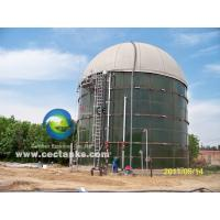 China Good Performance Fire Protection Water Bolted Storage Tanks With Beautiful Appearance wholesale