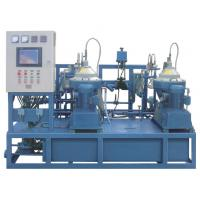 China Used oil purifier and recycling units 10m3 / h, centrifugal purifier and separator on sale