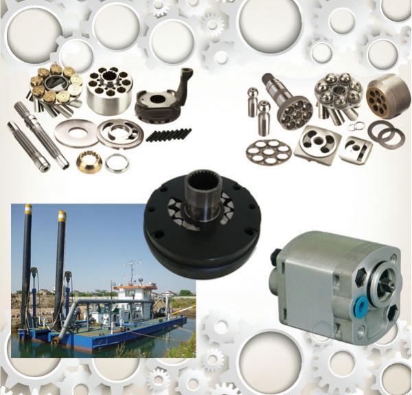 Rexroth Piston Bent Axis Hydraulic Motor A2fm80 A2fm90