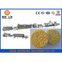 China Stainless Steel Frying Low Capacity Instant Noodles Production Line With 12 Month Warranty wholesale