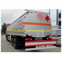 China Fuel chemical tanker truck 371hp 6X4 for acide transport in large Vacuum Tank Trailer wholesale
