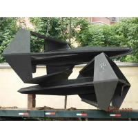 China Offshore China Manufacturer 7T Delta Flipper Anchor With DNV ABS CCS BV NK Class wholesale
