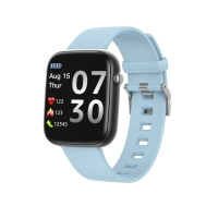 Buy cheap Amazon Hot Selling factory supply IP68 waterproof fitness tracker watch smart from wholesalers