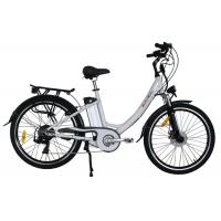 China EN15194 Lightweight Pedal Assist 250w City Electric Bike Bicycle For Women Or Men wholesale