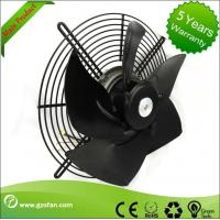 China Industrial EC Motor Axial Fan Blower / Axial Cooling Fan For Protect Environment wholesale