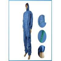 China White Industrial Disposable Coverall Suit wholesale