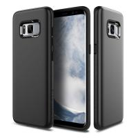 China Anti-Slip Matte Coating Samsung Cell Phone Cover For Galaxy S8 on sale