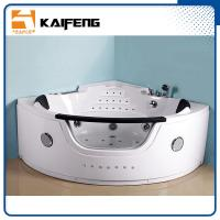 China Computer Control Modern Jacuzzi Whirlpool Tub , Whirlpool Spa Tub With Sturdy Fixtures wholesale