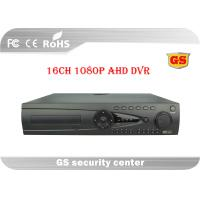 Buy cheap Home 1080P AHD CCTV DVR Network / Digital Video Recording System FCC SGS from wholesalers