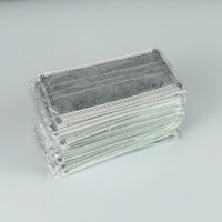 China Activated Carbon Filter Anti Pollution Anti Dust Face Mask wholesale