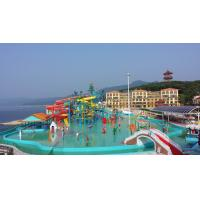 Water Quality Structures : Professional water play structures customized for children