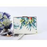 Buy cheap most popular high-end PU fancy clutch bags women party mini handbags from wholesalers