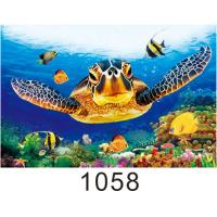China High Definition 3D Lenticular Pictures Gloss Or Matte Varnish Surface wholesale