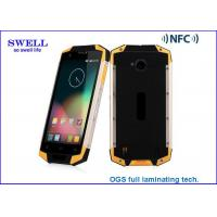 China 5 Inch Android IP68 GPS NFC LTE Rugged Smartphone in Industry X9 wholesale
