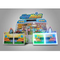 China Kids Attraction Midway Multiplayers Carnival Games Machine Simulating Cyber Game wholesale