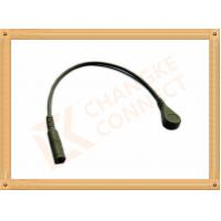 China Soft ECG Patient Cable , ECG Lead Wires Banana Plug 4.0 Female Great Ratio wholesale