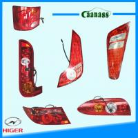 Quality Chinese bus Higer Yutong kinglong zhongtong interior spare parts rear led foglight headlamp bus tail lamp for sale