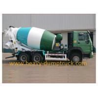 China 10 CBM Concrete Mixer Truck with Eaton pump and motor ISO / CCC / BV wholesale