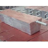 Buy cheap Sacrificial magnesium anode for installation on waterworks line from wholesalers