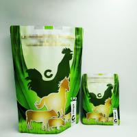 Quality Printing Color Stand Up Pouches For Chicken / Duck / Cow Food Packaging for sale