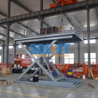 Buy cheap 3T 3M Heavy Duty Underground Scissor Car Lift Parking System from wholesalers
