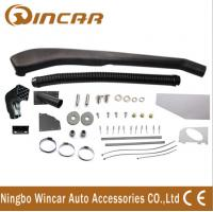 China JEEP Wrangler TJ Snorkel , LLDPE auto 4x4 auto spart parts wholesale