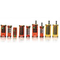 China High Performance Wireless Hoist Push Button Switch For Hoist Remote Controlling wholesale