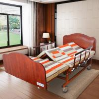 China Comfortable Manual Adjustable Bed For Home Care OEM Accepted 2190*1110*510mm wholesale