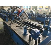 China Hydraulic or manual CU Purlin Roll Forming Machine 50Hz 3 phases wholesale
