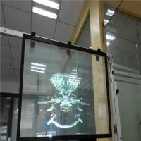 China Transparent Rear Projection Film 92% High Transmittance For Advertising wholesale