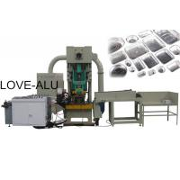 China Auto Feeder Aluminum Foil Container Making Machine 45 Ton Pneumatic Press wholesale