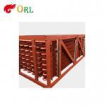 China Power Station CFB Waste Heat Heat Pump Boiler Economizer ORL Power ASTM Certification wholesale