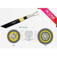 China ADSS Cable SM or MM Fiber Optical Cable All Dielectric Self-  Supporting on sale