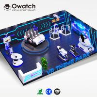 Buy cheap VR theme Park Manufacturer, Self-developed Software and Full series of Popular from wholesalers