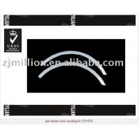 China Auto fender trims moulding for TOYOTA on sale