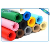 China Grade A 100% Polypropylene Non Woven Fabric for Household , Medical and Agriculture wholesale